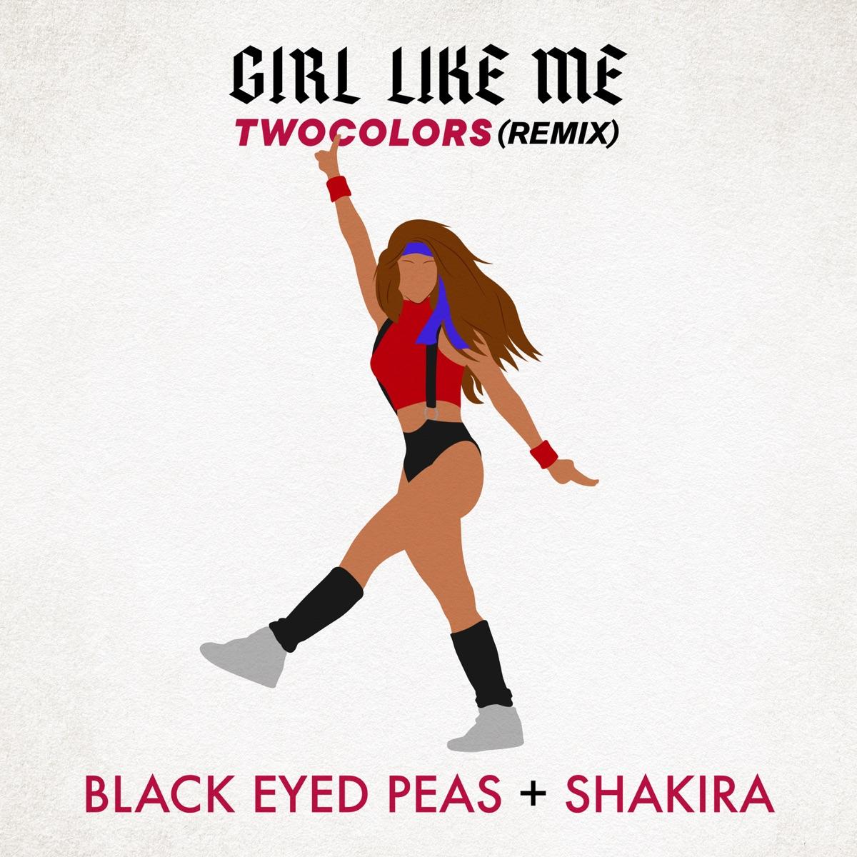 Girl like me (Remix)